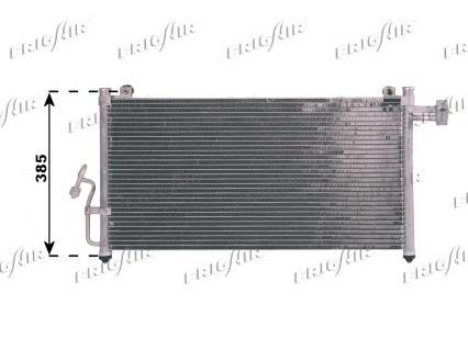 Frigair 0806.2091 Condensatori