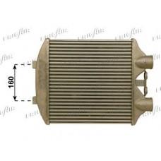 Intercooler Sovralimentazione Motore Frigair 0712.3001